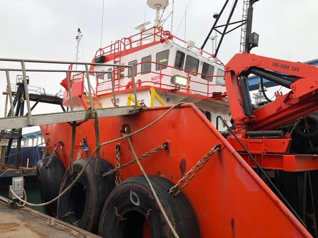 173' Offshore Supply Vessel For Sale