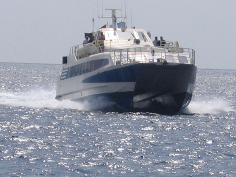 23m Catamaran High Speed Ferry 1994 - 114 PAX - German Buil For Sale