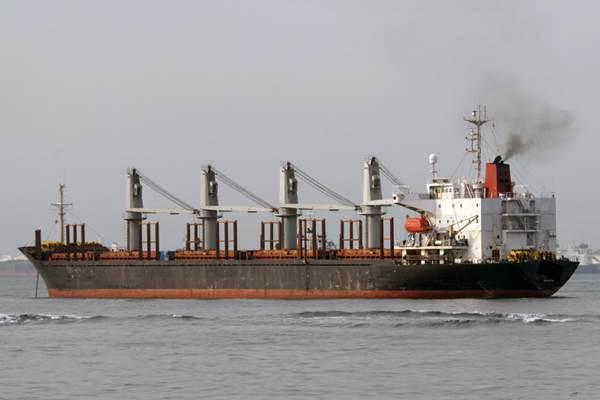 170m Geared Handy Logger Size General Bulker 28564 DWT - 1997 For Sale