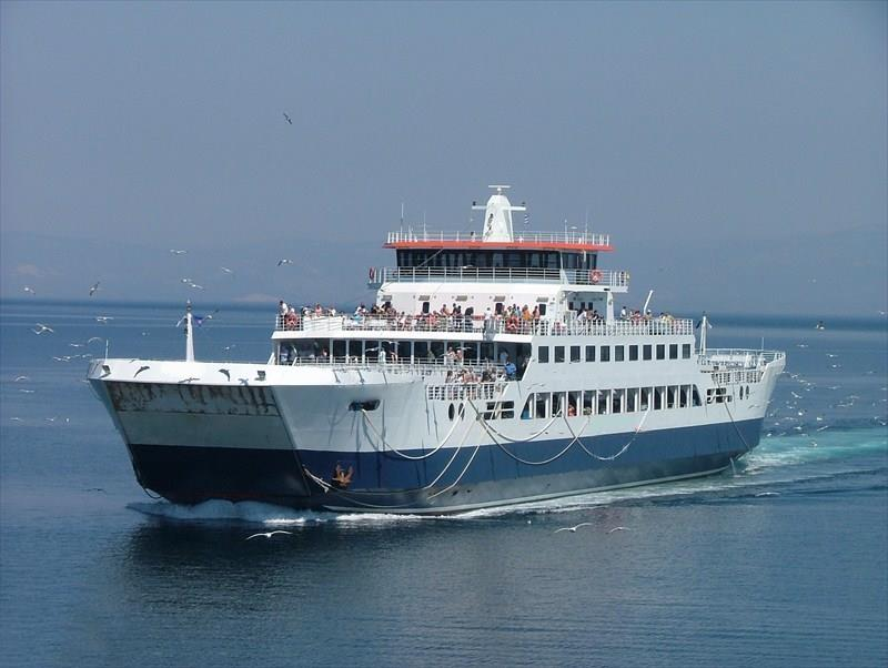 98m Double Ended ROPAX Ferry 2008 - Open Type - 700 PAX - 200 Cars For Sale