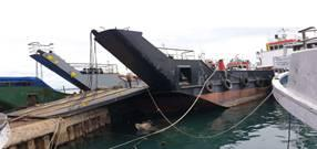45m Landing Craft 2013 - Deck Space 248 m2 - DWT 350 For Sale