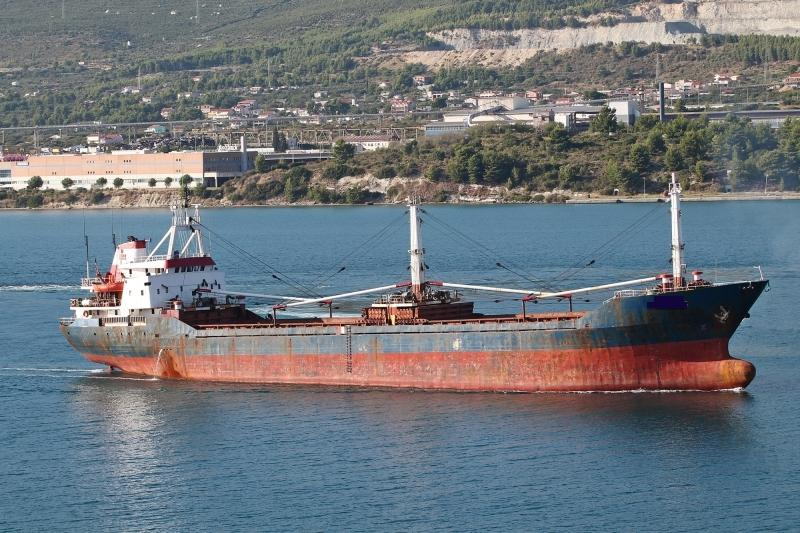 94m Miniature General Cargo Bulker 4626 DWT - 1990 For Sale