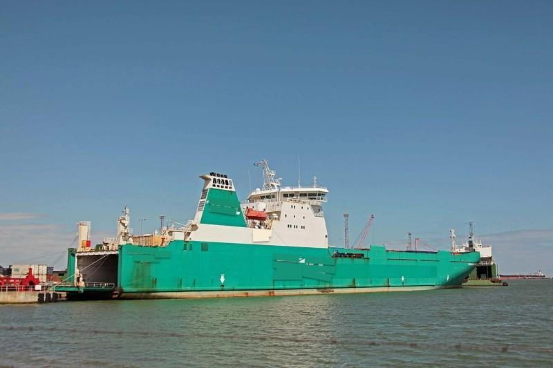 184m RORO Roll ON Off Cargo Ship 11203 DWT - 1998 / 2004 For Sale