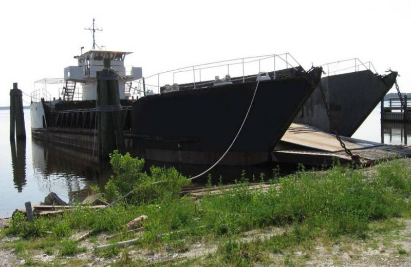 119' Landing Craft For Sale
