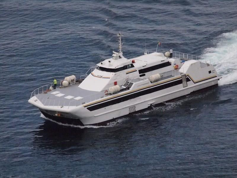36m Catamaran Ferry 1990 - Air Cushion - 350 PAX - Waterjet for sale
