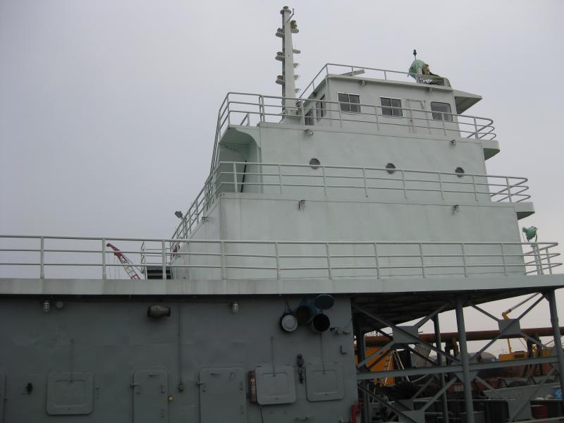 99m Self Propelled Cargo Barge 3000 DWT For Sale