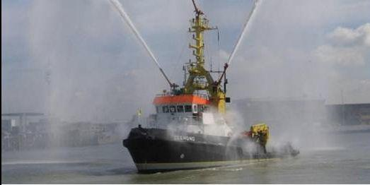 40m Ocean Tug Boat 1990 - Bow Thruster - One Prop Kort Nozzle For Sale