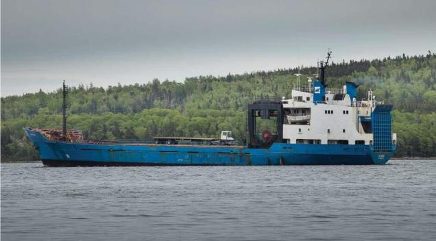 85m RORO Landing Craft For Sale