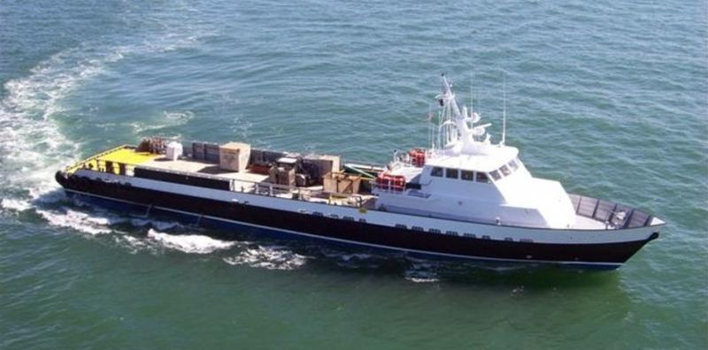 165' Neuville Crew Supply 2009 USCG T Boat For Sale