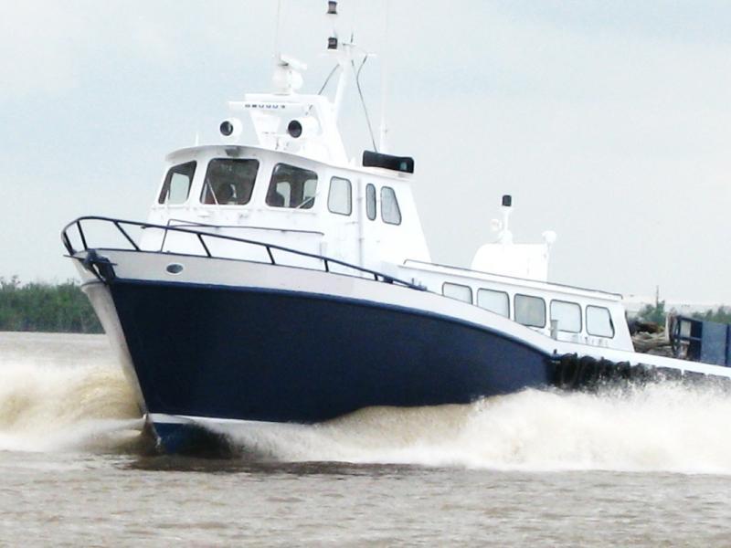 70' Crew Boat 24 Passenger For Sale
