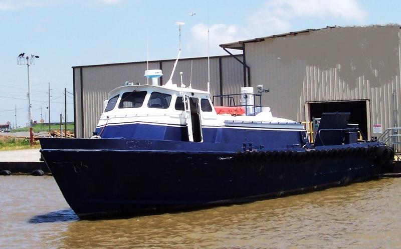 65' Stewart Aluminum Crew Boat - 6 Passenger For Sale