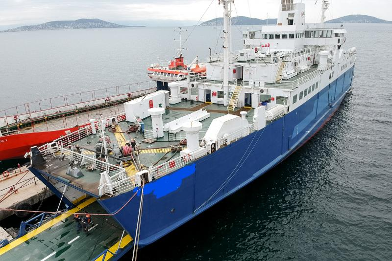 99m RORO Roll On Off Vessel For Sale Or Charter