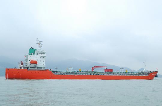 135m Chemical Oil Tanker 2016 - 14734 CBM - DWT 1274 For Sale