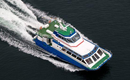 20m Catamaran High Speed Ferry 1987 - Norway Built - 88 PAX For Sale