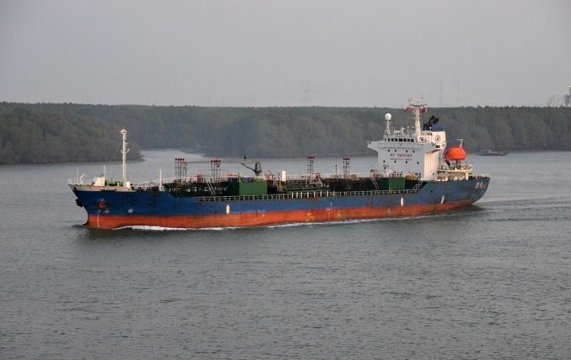 117m Double Hull Bottom Oil Chemical Tanker 11677 DWT - 1997 For Sale
