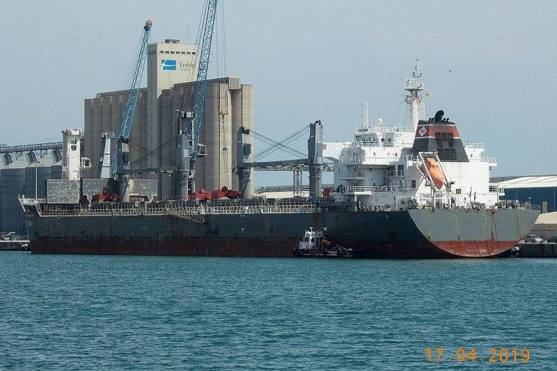189m Geared Supramax General Cargo Bulker 56758 DWT - 2009 For Sale