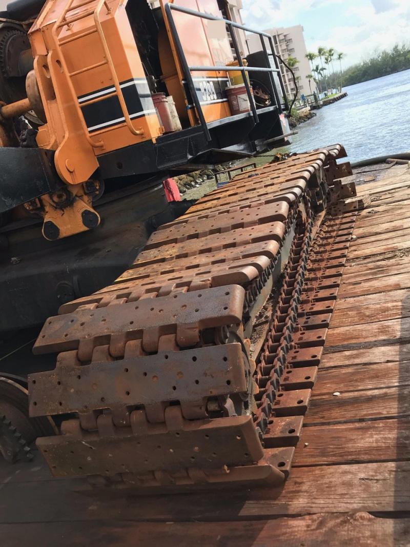 American Crawler Crane 160 ton For Sale