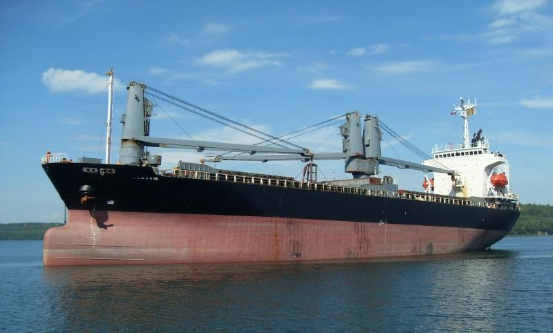 100m Geared Miniature Tween Decker Bulker 9900 DWT - 1997 For Sale