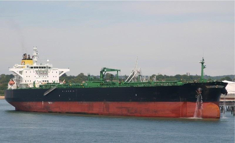 244m Aframax Class Crude Oil Tanker 105716 DWT - 2003 For Sale