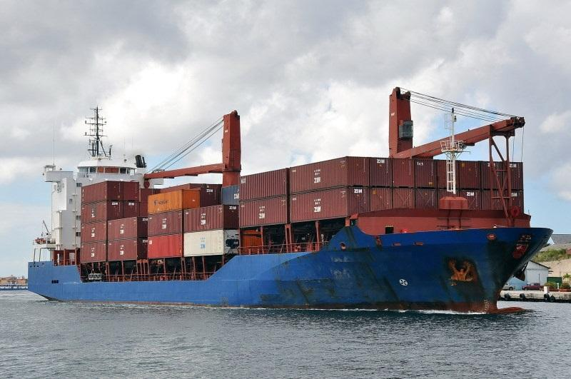 126m Geared MPP Multi Purpose Cargo Container 712 TEU 8503 DWT - 2005 For Sale