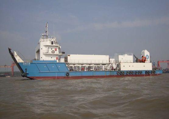 54m Landing Craft 2010 - 20 Berths - DWT 1552 For Sale