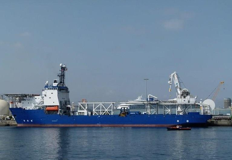 130m MPP Multi Purpose Platform Support Vessel 8000 DWT - 1999 For Sale