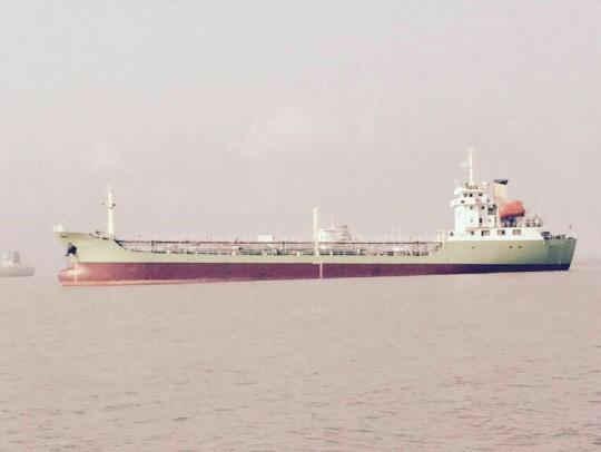 100m Asphalt Carrier 2007 - 4426 CBM - DWT 4352 For Sale