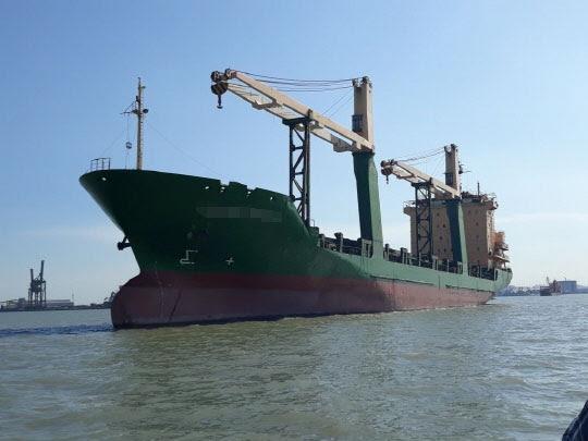 128m Craned Container Singledecker 1993 - DWT 9197 For Sale