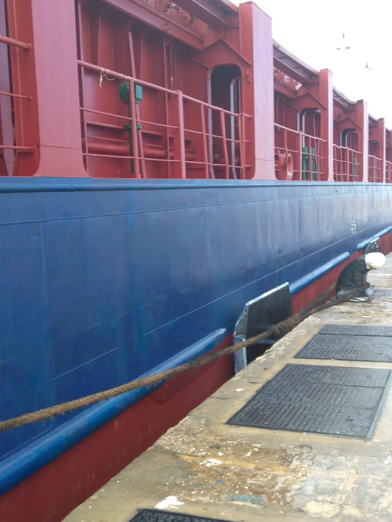 79m Dry Bulk Carrier Geared - DWT 2850 General Cargo Ship For Sale or Charter