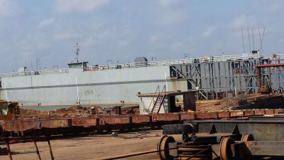 114m Floating Dock 2013 - 4500 TLC For Sale