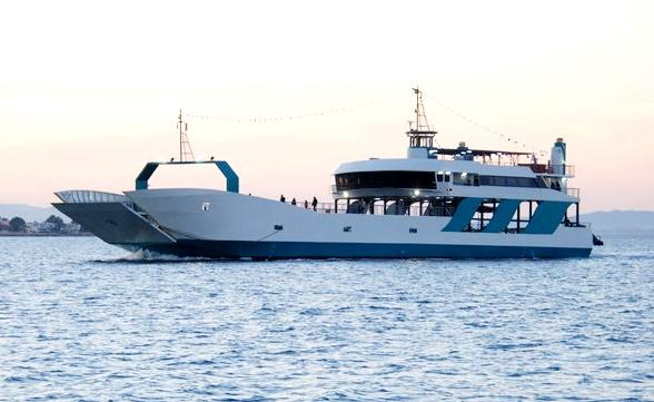 68m LCT ROPAX Ferry 2018 - 550 PAX - DWT 843 For Sale