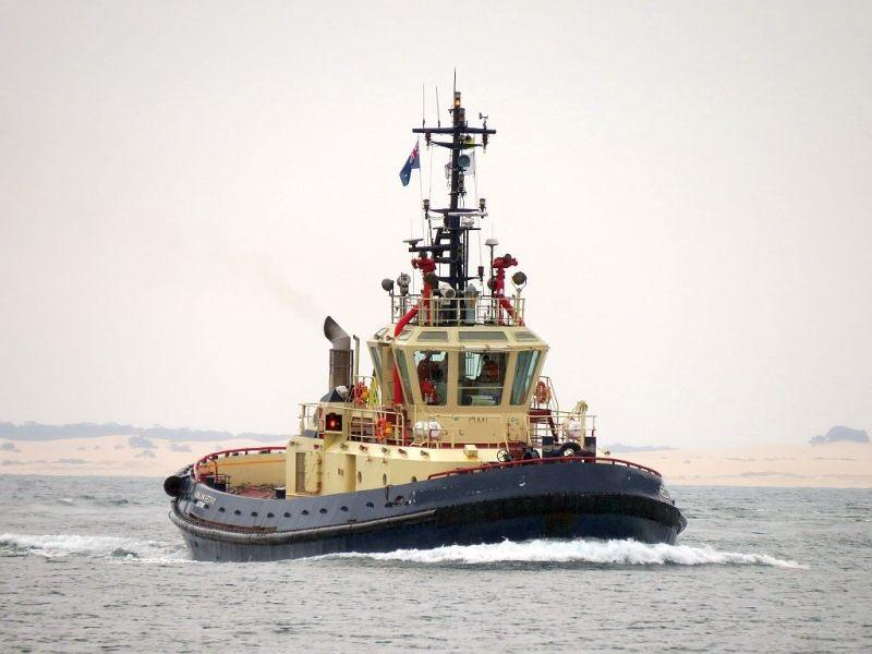 29m Voith Tug 2007 - 5200 HP - 45 ton Bollard Pull - Accommodation 12 For Sale