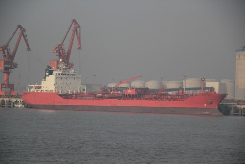159m IMO II Chemical Tanker 2000 - DWT 22127 For Sale