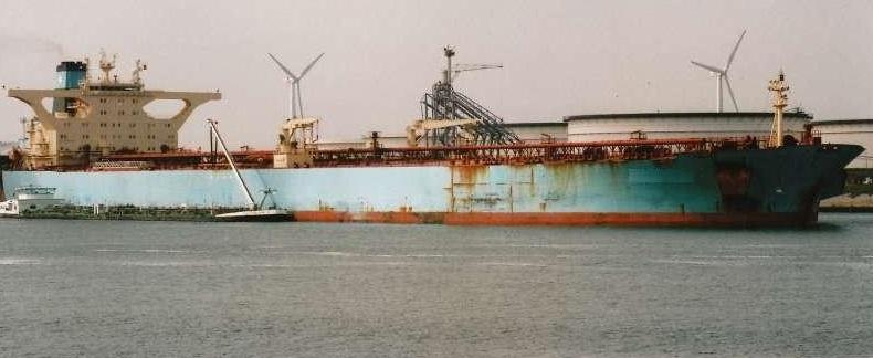 332m VLCC Very Large Crude Carrier 2000 - DWT 308491 For Sale