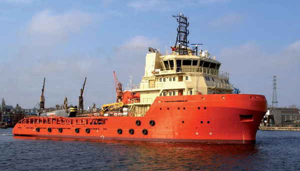 230' AHTS Anchor Handling Tug Supply 2010 - HP 13800 For Sale