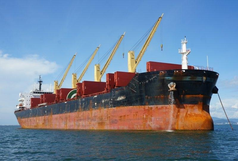 189m Geared Supra Max General Bulk Carrier 2010 - DWT 56383 For Sale