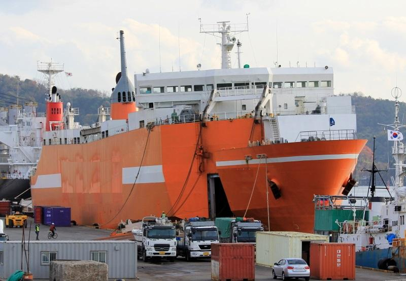 162m RORO Roll On OFF 138 Car 8608 DWT - 1997 For Sale