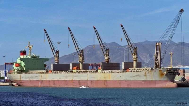 189m Geared Supra Max General Bulk Carrier 2004 - DWT 52292 For Sale