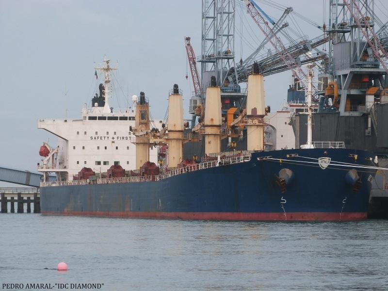 189m Geared Supra Max General Cargo Bulk Carrier 2006 - DWT 53483 For Sale