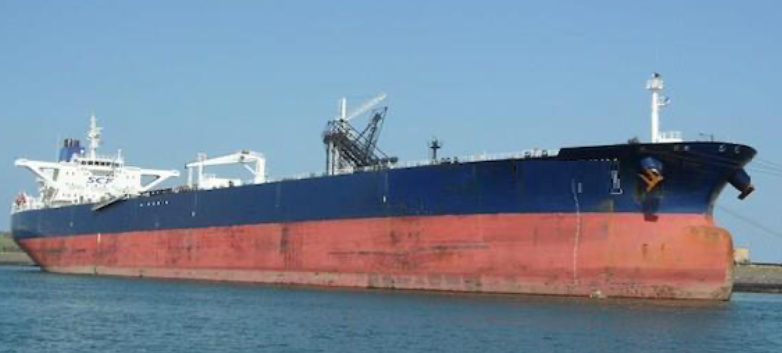 274m Double Hull Suezmax Crude Oil Carrier 2002 - DWT 159196 For Sale
