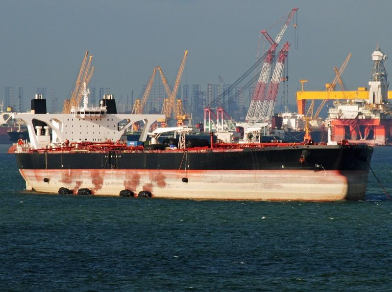 333m VLCC Very Large Crude Carrier 2001 - DWT 312679 For Sale