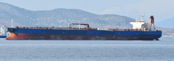 249m Aframax Class Crude Oil Carrier 2003 - DWT 115482 For Sale