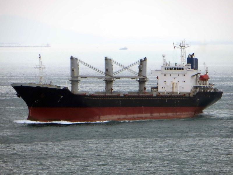 148m Geared Handy Size General Bulk Carrier 2002- DWT 18200 For Sale