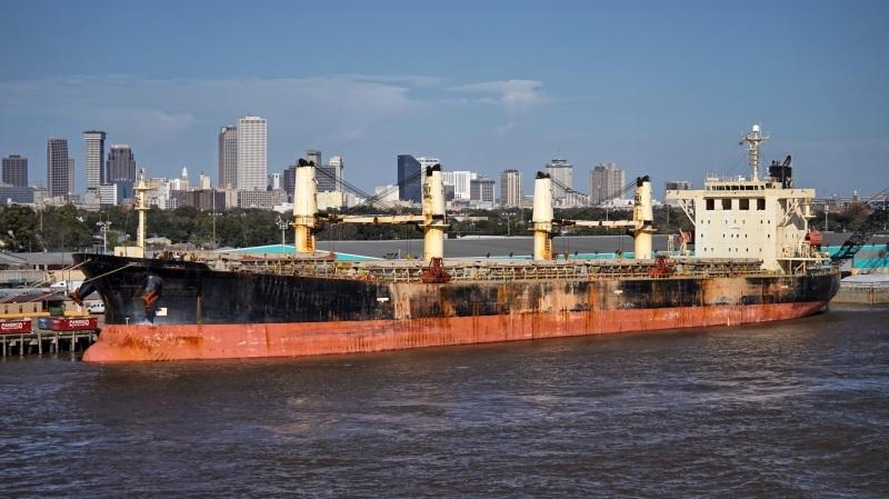 189m Geared Supramax General Cargo Bulker 2003 - DWT 53350 For Sale