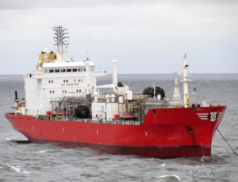 158m LPG Liquid Petroleum Gas Carrier 1991 - DWT 16139 For Sale