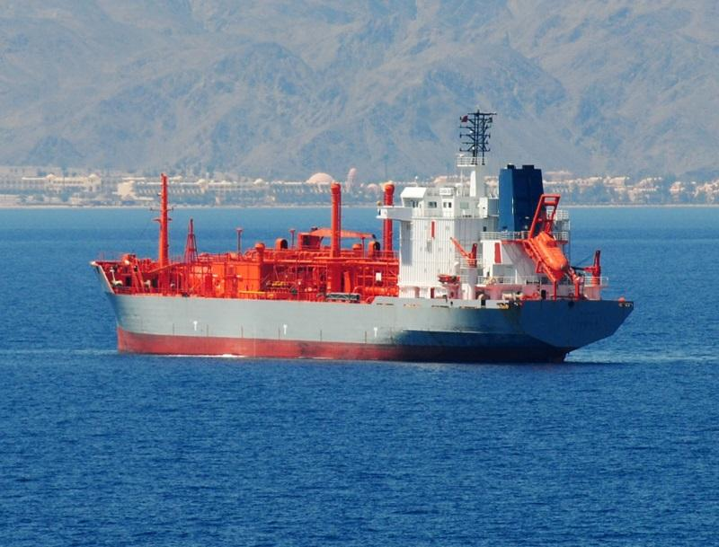 158m LPG Liquid Petroleum Gas Carrier 1990 - DWT 16137 For Sale