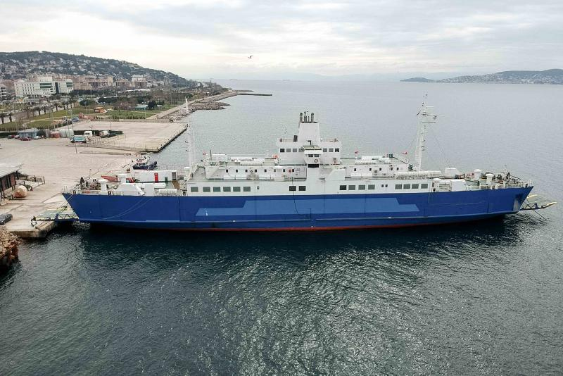 99m RORO Passenger Ferry 1979 - Norway Built - 369 Day PAX - 160 Cars For Sale