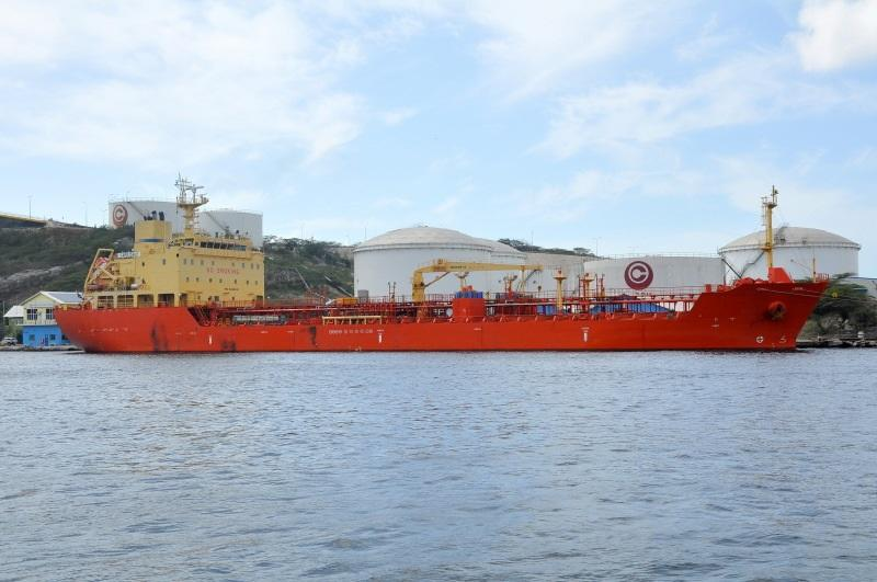 121m Double Hull IMO / II Product Chemical Tanker 2010 - DWT 12754 For Sale