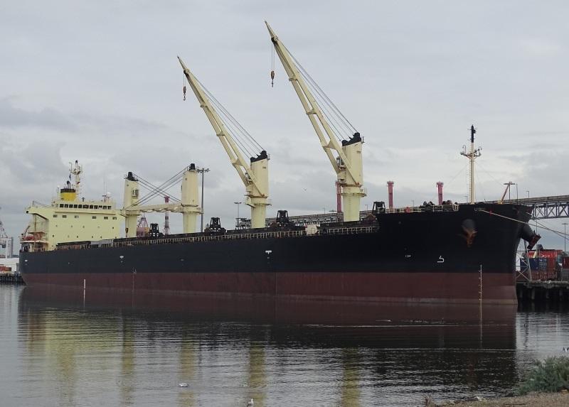 199m Geared Ultramax Bulk Carrier 2012 - DWT 61360 For Sale