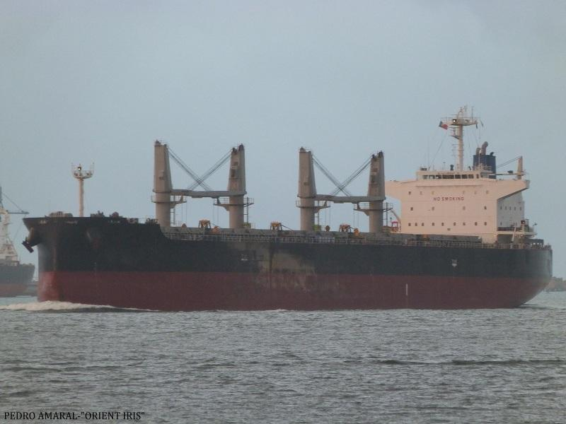 189m Geared Fitted Supramax Bulk Carrier 2014 - DWT 55464 For Sale